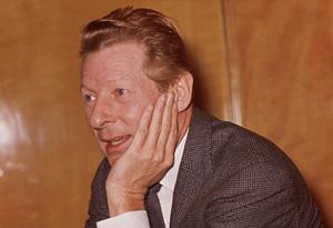 Danny Kaye in 1963
