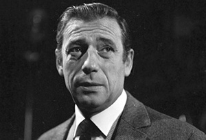Yves Montand in 1965