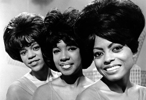 The Supremes: Mary Wilson, Florence Ballard, Diana Ross