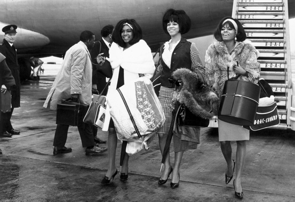 The Supremes in 1965