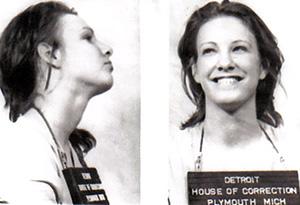 Susan LeFevre's mug shot