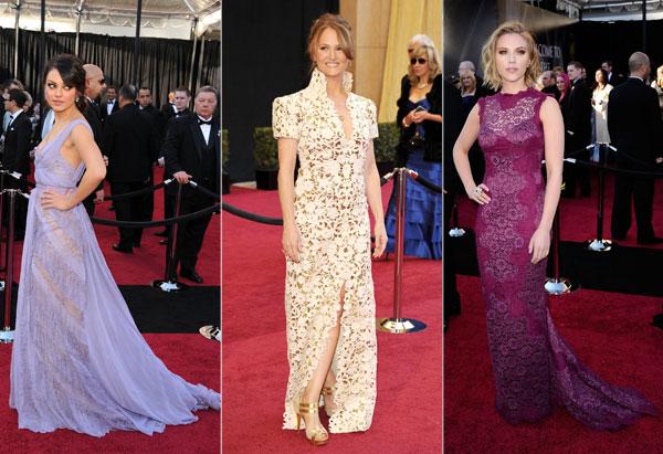 Mila Kunis, Melissa Leo, Scarlett Johansson
