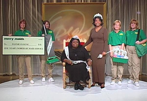 Fannie and Oprah