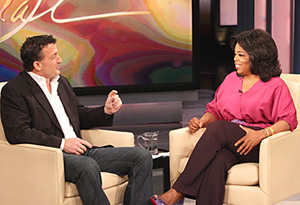 Stephen Paletta and Oprah