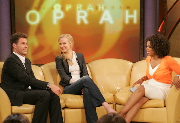 Will Ferrell, Nicole Kidman and Oprah