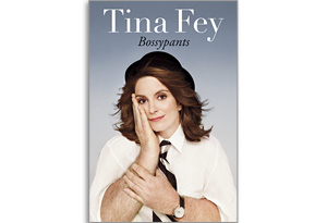 The cover of Bossypants by Tina Fey