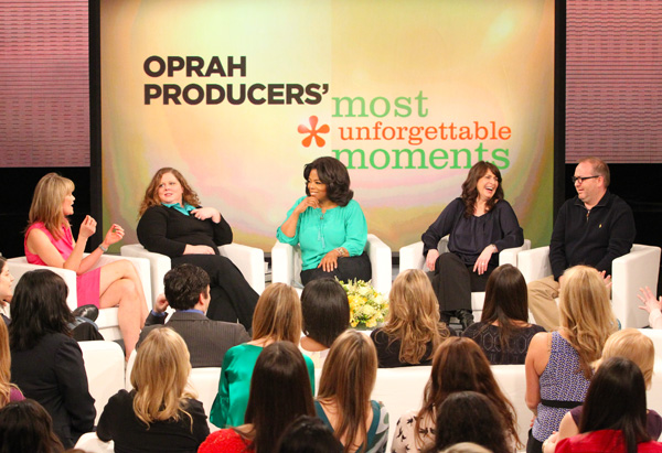 Oprah Show producers