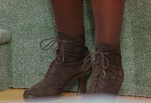 Oprah's shoes