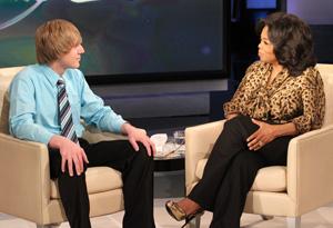 Clayton and Oprah