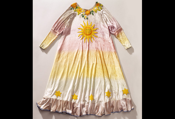 Cass Elliot of the Mamas and the Papas' dress