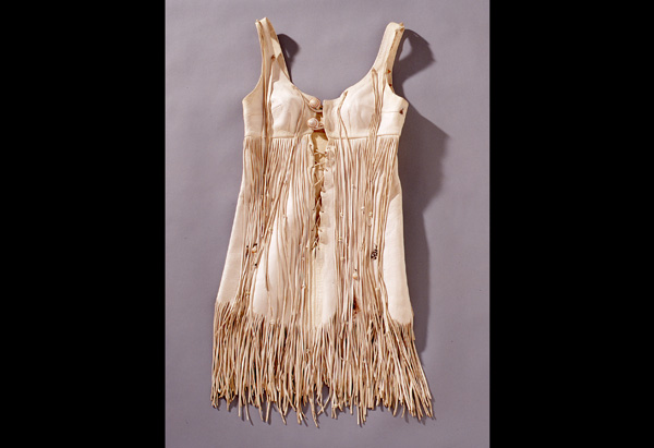 Grace Slick of Jefferson Airplane Woodstock dress