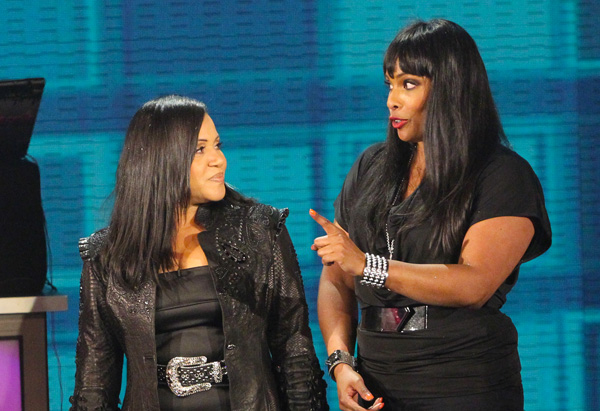 Oprah and Salt-N-Pepa with Spinderella