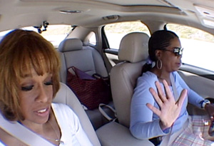 Gayle and Oprah and the road trip