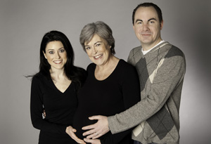 Kris, Sara and Bill