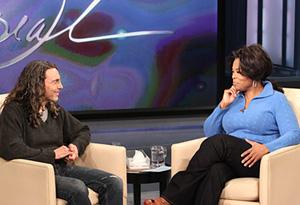 Tom Shadyac and Oprah