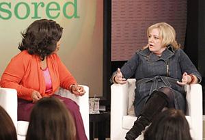 Oprah and Julie