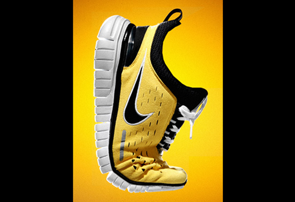 Nike shoe from 2005