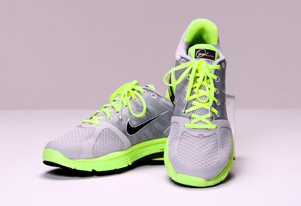 Oprah's custom Nike shoe