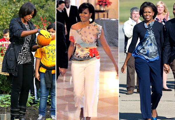 First Lady Michelle Obama S Style