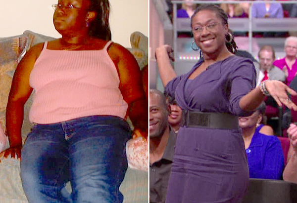 oprah winfrey weight loss episode