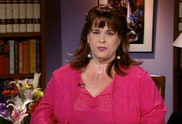 Stacey Halprin in 2003