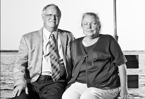 David Myers and Winonah Beamer