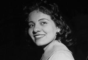 Young Diane Nash