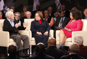 John Seigenthaler, Diane Nash and Oprah