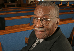 The Rev. Fred Shuttlesworth