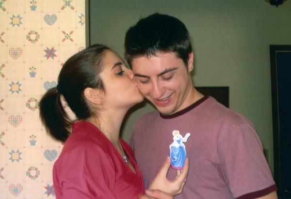 Joey and Jessica
