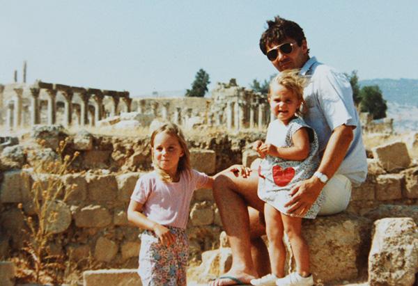 Kate Middleton at age 4