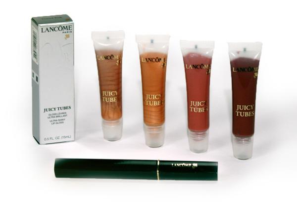 Lancome Definicils mascara and Juicy Tubes lip gloss set