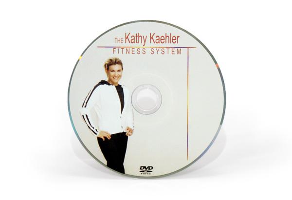 Kathy Kaehler's fitness DVD