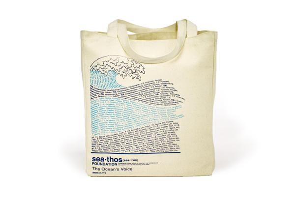 Sea-thos Foundation tote bag
