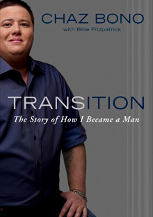 Chaz Bono's book Transition