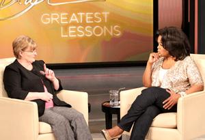 Dr. Phil, Jo Ann and Oprah