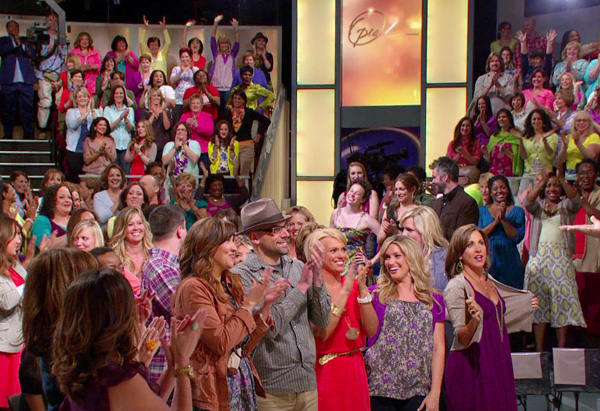 Oprah Show audience