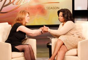 Sarah Ferguson and Oprah