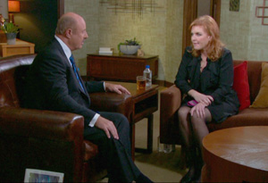 Sarah Ferguson and Dr. Phil