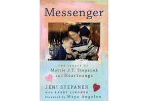 Jeni Stepanek's book MESSENGER
