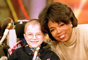 Mattie and Oprah