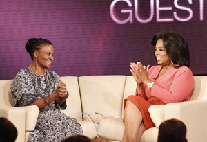 Tererai and Oprah