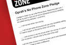 No Phone Zone