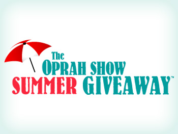 The Oprah Show Summer Giveaway - Word of the Day