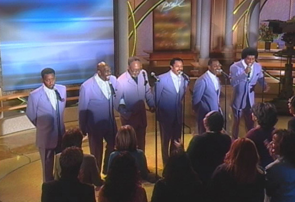 James and The Temptations
