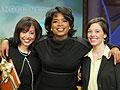 Michele, Cynthia and Oprah