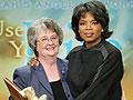 Jane Stephenson and Oprah