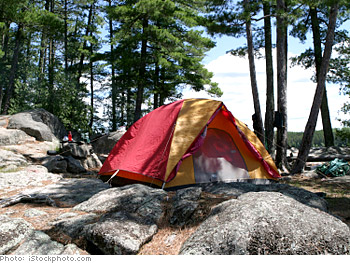 Campground safety for your family and your environment.