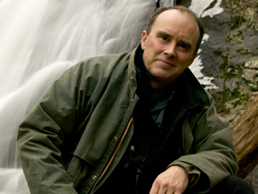 National Geographic editor-in-chief Chris Johns