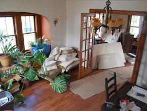 Inside Simran's House